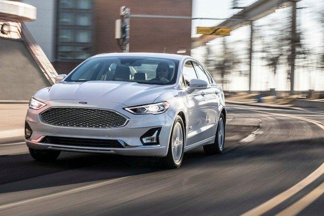 Ford日前正式停產美規Fusion。Ford提供