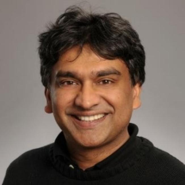 史丹福大學病理學、微生物學及免疫學教授普倫德蘭(Bali Pulendran)。(史丹福大學提供)