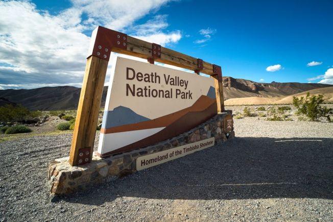 位於加州東南邊的死亡谷(Death Valley)8月16日出現破紀錄的華氏130度高溫。(死亡谷國家公園網站)