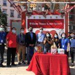 在華埠展現愛…抽獎促經濟 華裔律師獲頭獎