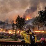 山火暴風夾擊…加州周末恐有大火 南部沿岸2熱帶風暴來襲