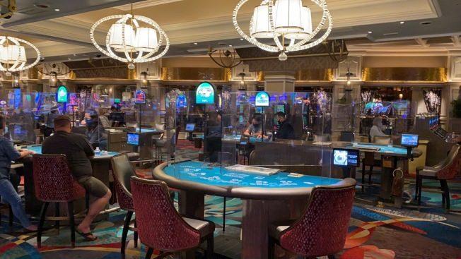 賭城遊客回流 旅館超便宜