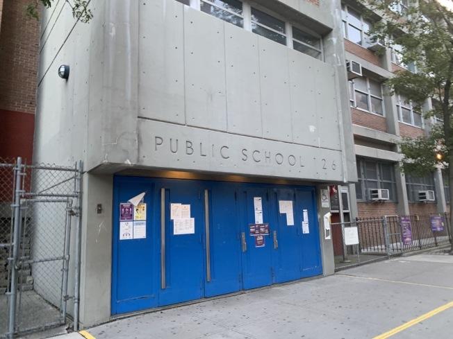 市府將著重關注學校室外空間較小的社區,為學校提供室外教學場所,包括華人較為集中的曼哈頓華埠和下東城。(記者和釗宇/攝影)