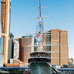 曼哈頓下城135年鑄鐵帆船Wavertree號 9月開放免費參觀