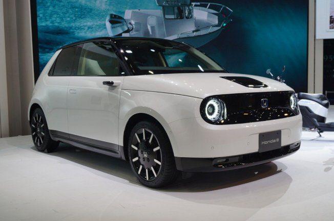 Honda最可愛純電小車 Honda e日本10月正式開賣