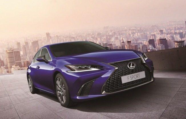 LEXUS ES新年式動力升級更有勁 新增F Sport車型