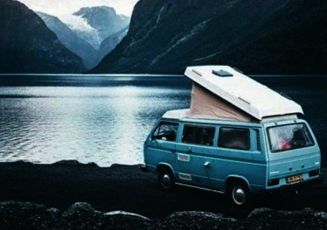 廂型車生活(#VanLife)是現下非常多人關注的旅遊生活方式。(本報檔案照)