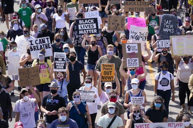 民調:反種族歧視主義 白人最不重視、最少參與