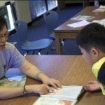 富勒頓中文學校 改在線教學