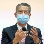 財爺:港財赤近2900億 抗疫支援須調整