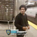 眾目睽睽下 男子在紐約地鐵企圖強姦女子被捕