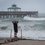 熱帶風暴伊賽亞斯最大風速上修 白思豪:不要輕忽