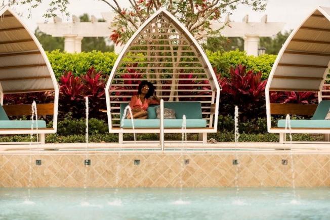 美國十大最佳酒店水療中心第三名 The Ritz-Carlton Spa, Orlando。(取自官網)