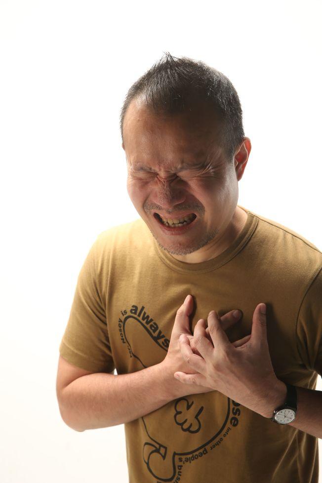 嚴重心房顫動易引發中風,甚至致命。(本報資料照片)