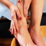 我的經驗/腳跟龜裂 和老化有關?