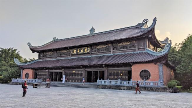 巴亭寺觀音殿。