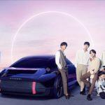 現代汽車IONIQ 開啟電動汽車新篇章