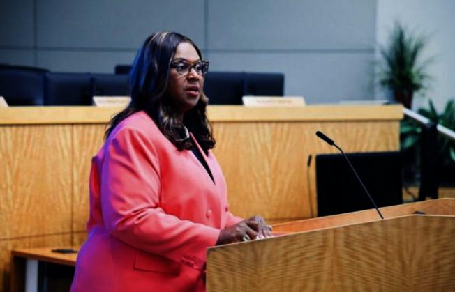 休士頓獨立學區代理總監Grenita Lathan日前敲定9月8日為秋季學期開學第一天。(學區網頁)