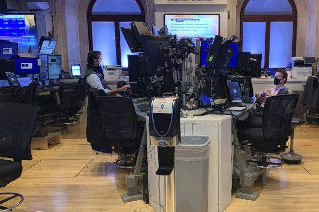 科技股賣壓籠罩 那斯達克指數早盤跌逾3%