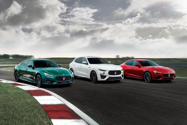 最強悍Maserati!Ghibli、Quattroporte注入Trofeo車型