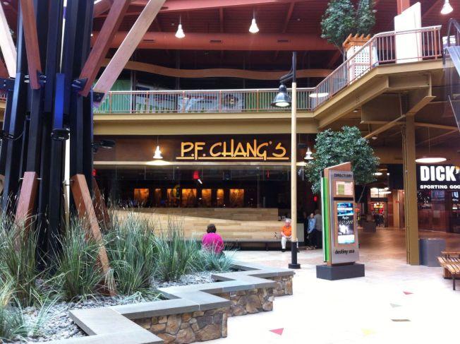 在全球擁有300家分店的P.F.Chang餐館將在明年6月入駐史泰登島商場。(取自P.F.Chang官網)