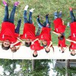 夏樂市中文學校 教唱歌曲學文化
