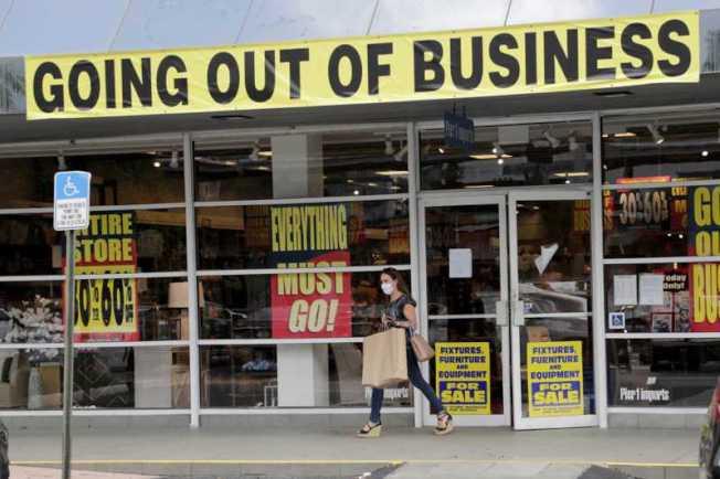 伊州本周開始發放川普政府提供的每周300元失業補貼。(美聯社)