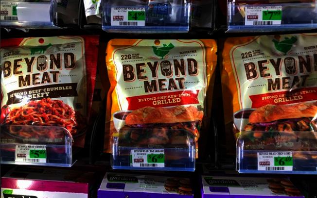 美國知名人造肉龍頭企業Beyond Meat,將在浙江省嘉興經濟技術開發區新建兩家工廠。路透